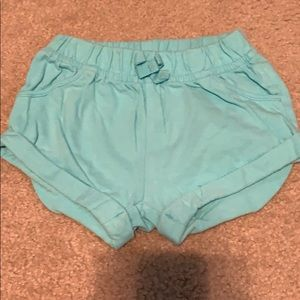 🌈4/$25🌈 Old Navy Teal Shorts